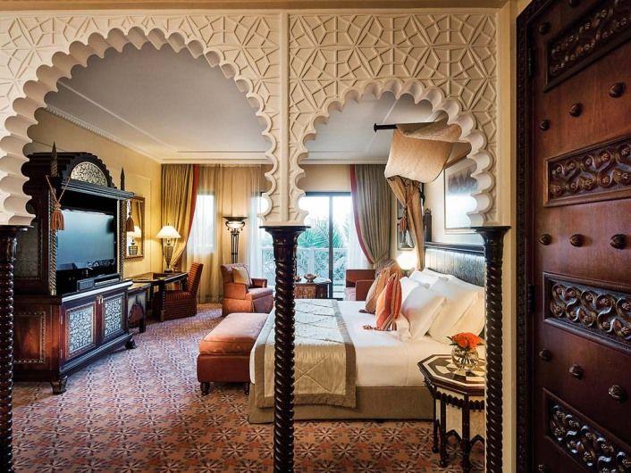 Arabische Schlafzimmer ~ Luxuriöses badezimmer mit gold elementen im arabischen stil hamam