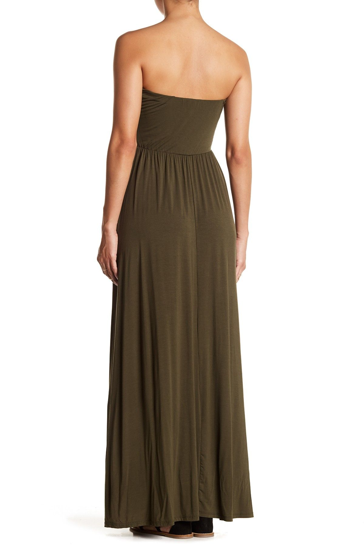West Kei Strapless Maxi Dress Hautelook Strapless Maxi Dress Nordstrom Dresses Dresses [ 1800 x 1200 Pixel ]
