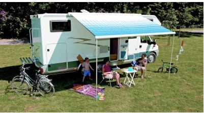 Thule Omnistor 8000 Caravan and Motorhome Awning | Awning ...
