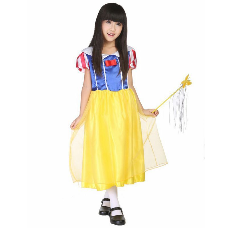 Snow white costume kids Princess childrenu0027s costumes Carnival costumes for children Halloween costume for girls fancy  sc 1 st  Pinterest & Snow white costume kids Princess childrenu0027s costumes Carnival ...