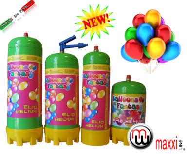 maxxiline helium ballongas f r ballons einwegflasche zum bef llen von latex und folieballons. Black Bedroom Furniture Sets. Home Design Ideas
