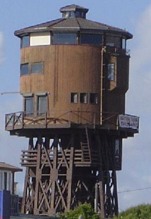 A Water Tower Repurposed To Vacation Al In Sunset Beach 4000 Per Week