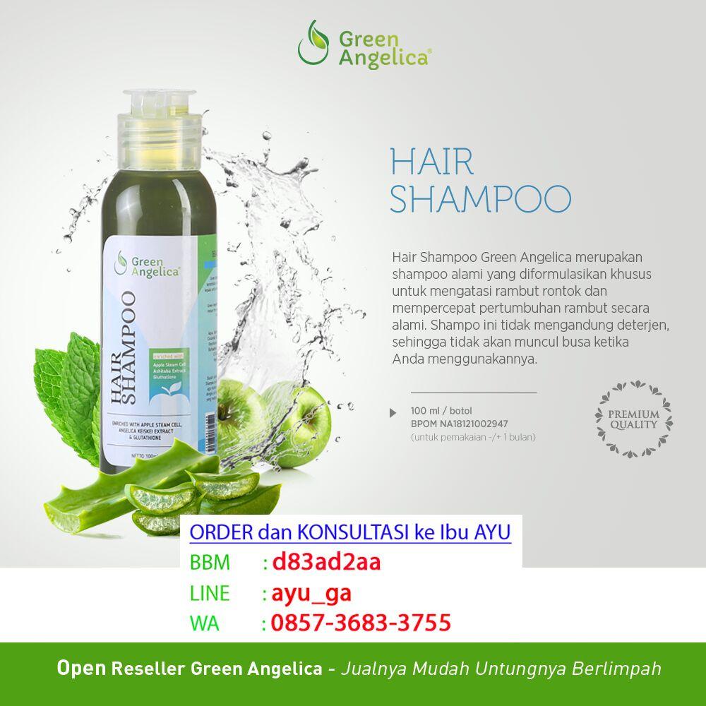 Shampo untuk Mengatasi Rambut Rontok dan Tipis Ampuh  9569b7d438