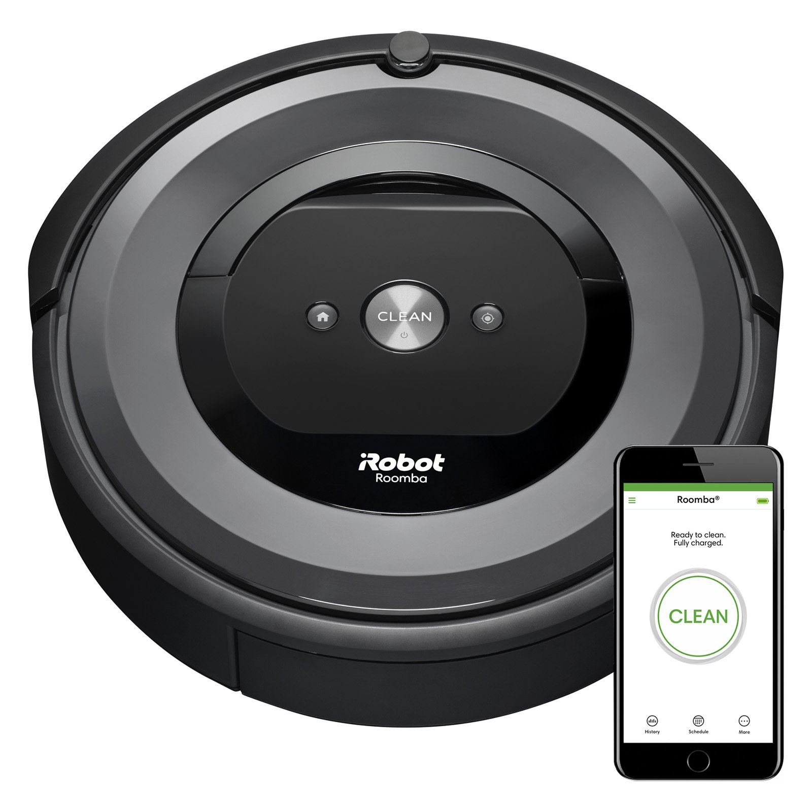 irobot roomba e6 wi fi connected robot vacuum 6134 in 2019 rh pinterest com