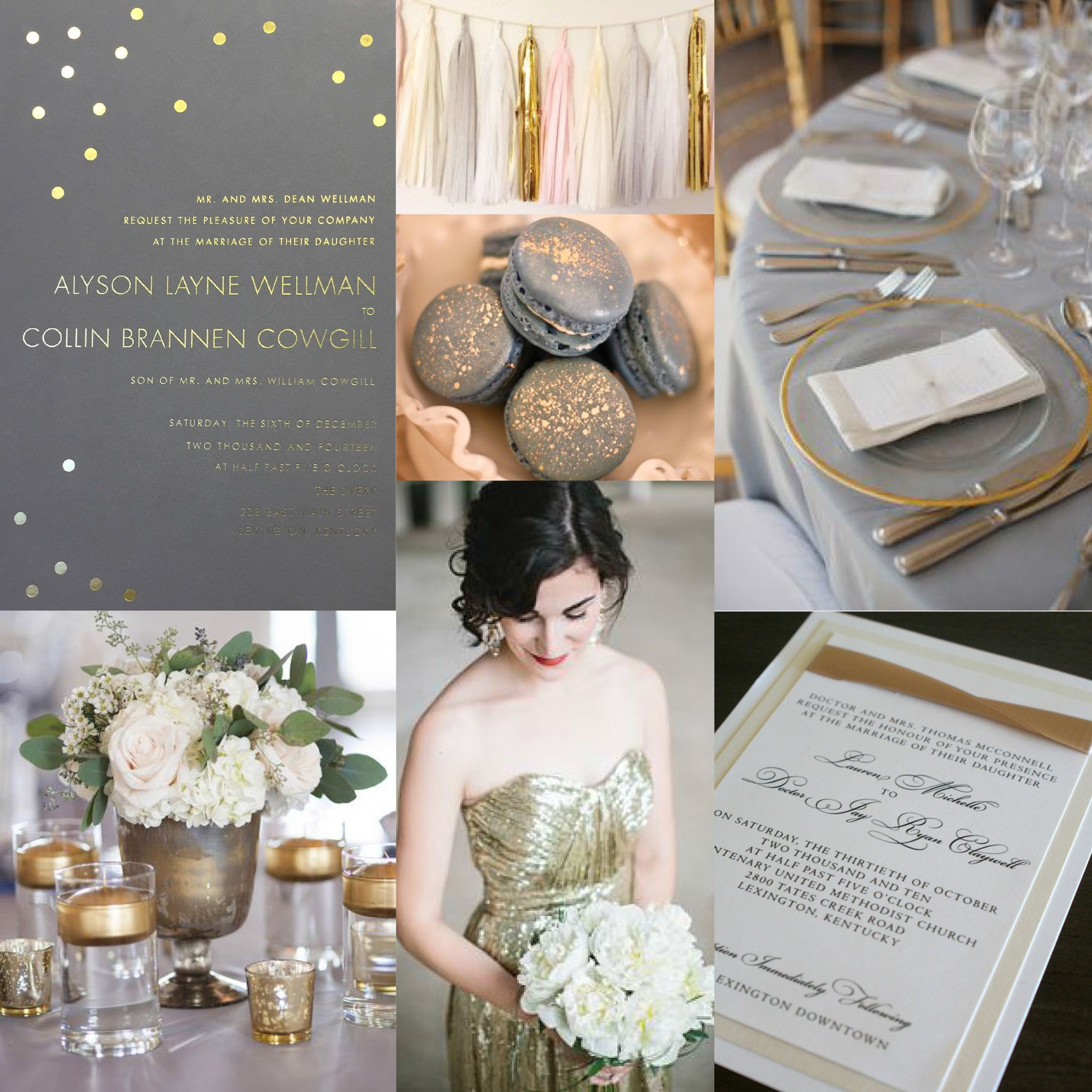 Gold Wedding Theme We Love How Versatile Can Be It Is The Perfect Accent