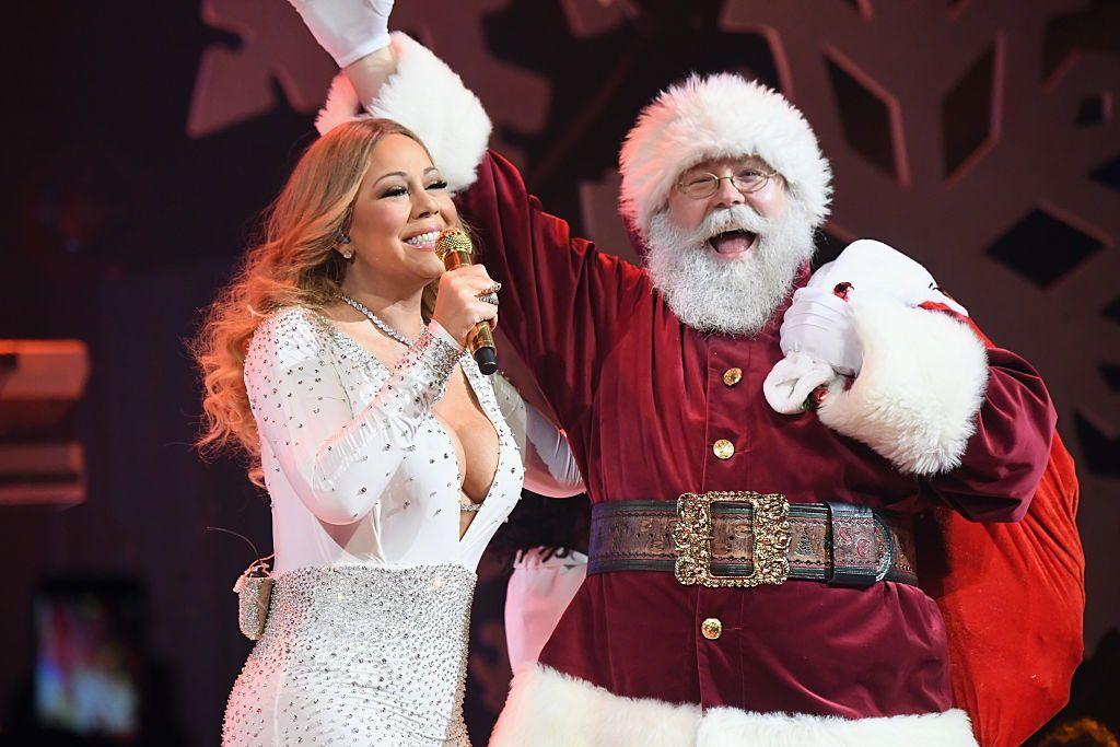 Mariah Carey e il suo Natale da record Mariah carey, New