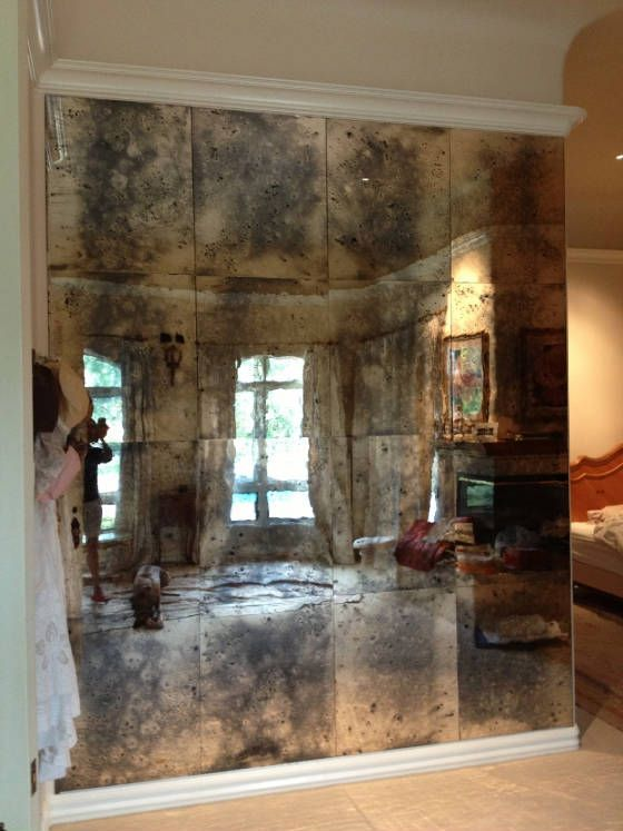 Mirror | Antique mirror tiles, Antique mirror glass ...