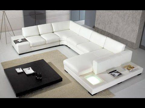 100 Ideas Asombrosos Disenos De Sofa Tendencias 2017 2020 Amazing Liv Modern Sofa Sectional Modern Leather Sectional Sofas Sectional Sofa