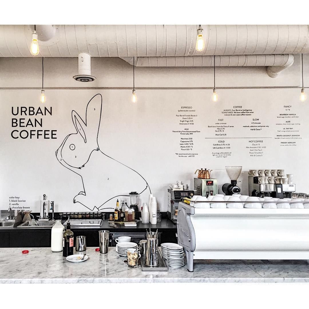 "좋아요 42개, 댓글 2개 - Instagram의 germ(@johnathan.p.germann)님: ""But first, coffee...☕️☕️ #coffee #latte #urbanbeancoffee #minneapolis #mn"""