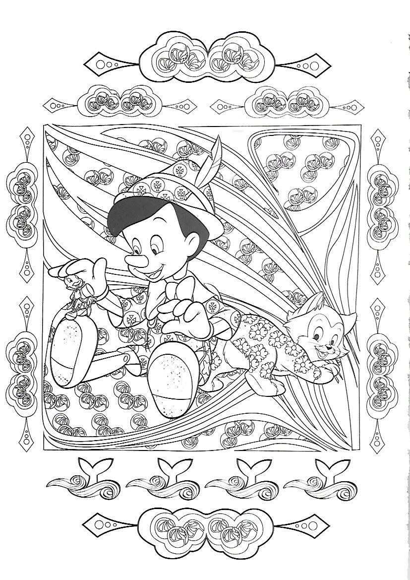 Pin by Daiana Vega on Contes | Disney coloring pages, Cartoon coloring  pages, Cute coloring pages