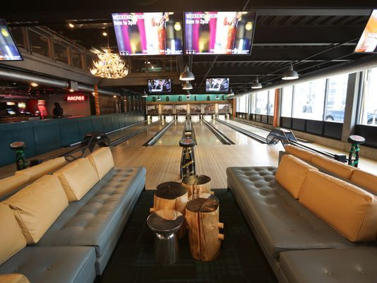 High End Bowling Get A Drink Luxury Hotel Luxury Hotel Places
