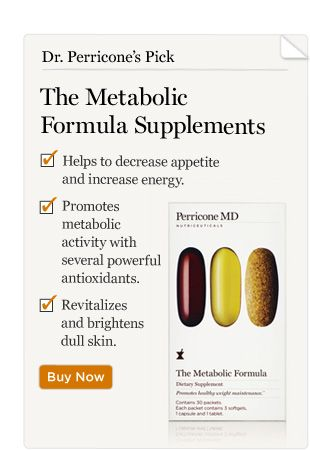 60efbf916db19 Dr. Perricone's Pick: The Metabolic Supplements & Detox diet ...