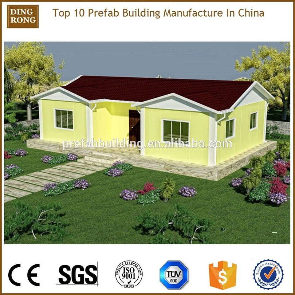 Simple Home Design Ideas: 73m2 Prefabricatd Granny Simple House Design In Nepal Low