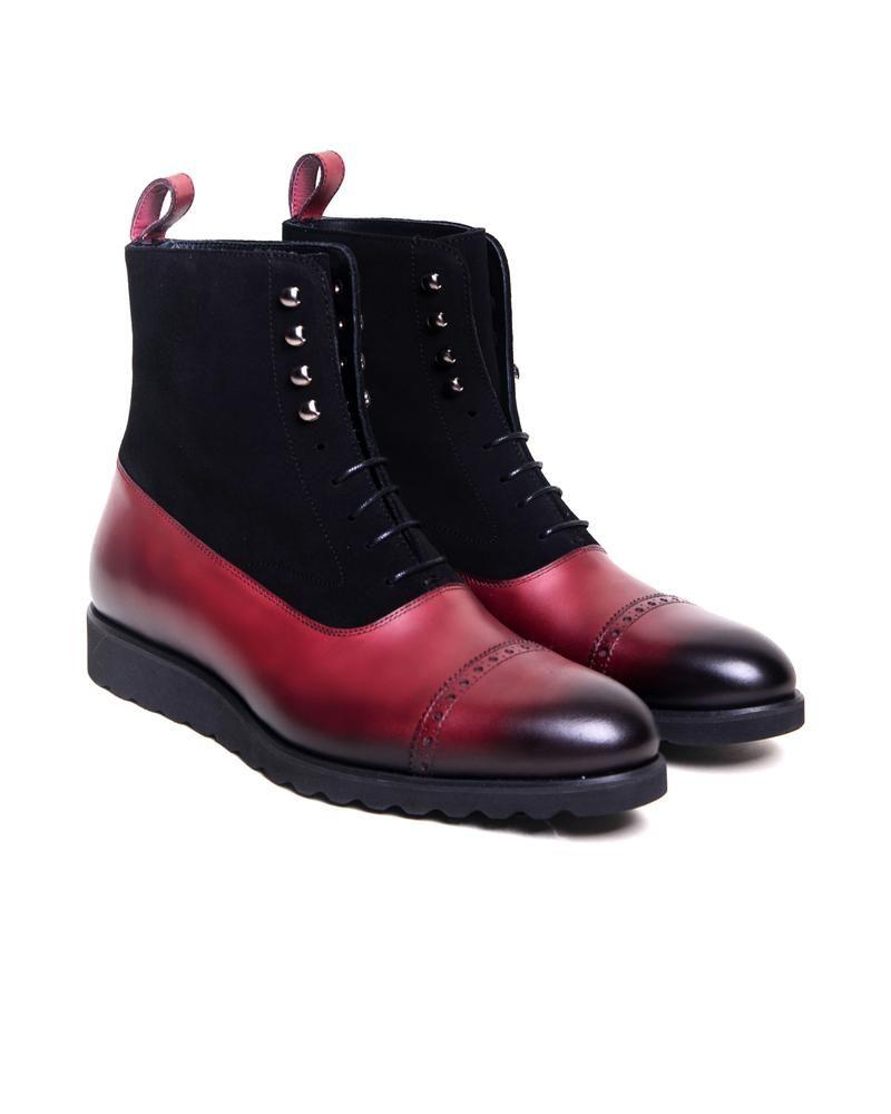 sg logan high top boots