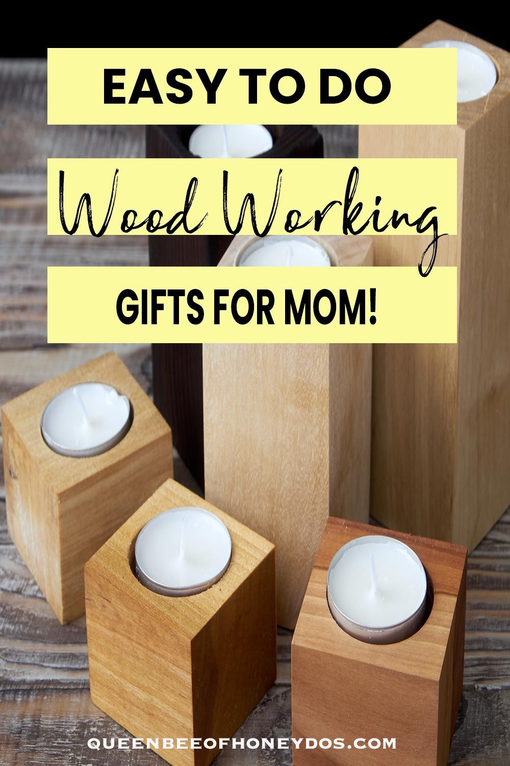 Easy Woodworking Projects For Mother S Day Queen Bee Of Honey Dos Woodworking Gift Ideas For Mom Easy Woodworking Projects Easy Woodworking Projects Diy