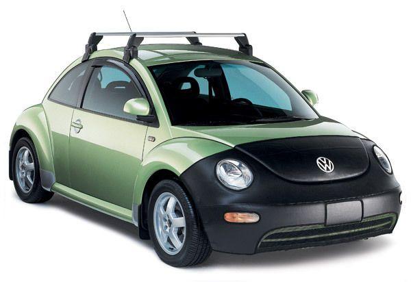 1998 2010 Vw Volkswagen New Beetle Base Carrier Bars Cross Bars Genuine Oem New New Beetle Volkswagen New Beetle Vw New Beetle