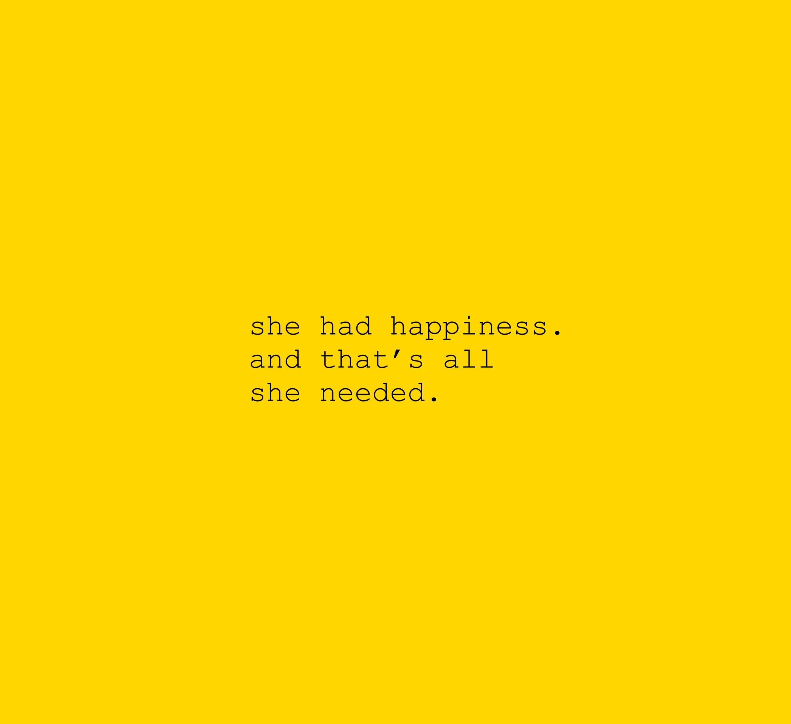 You Make Me Happy Quotes Tumblr: Pin By Krystal Garcia On Yellow Inspo
