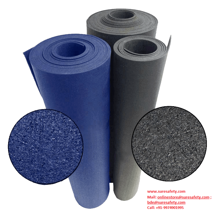 Insulating Electrical Mat At Sure Safety India Pvt Ltd Baroda Insulatingmats Safeguards Life Of Electricians Other Technici Electrical Safety Mats Rubber