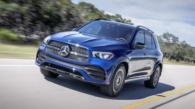 2020 Mercedes Benz Gle Crossover Starting Prices Are Set With