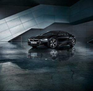 Protonic Frozen Black Edition BMW i8 Now Available In South Africa