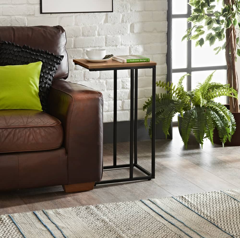 Tromso Sofa End Table In 2020 Sofa End Tables Traditional