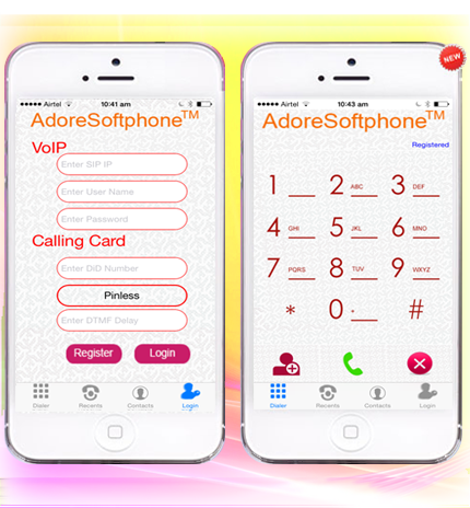 twin mobile dialer for iphone. you can download free from