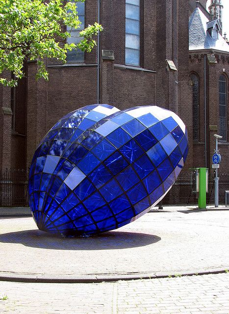 Photo of The Blue Heart of Delft