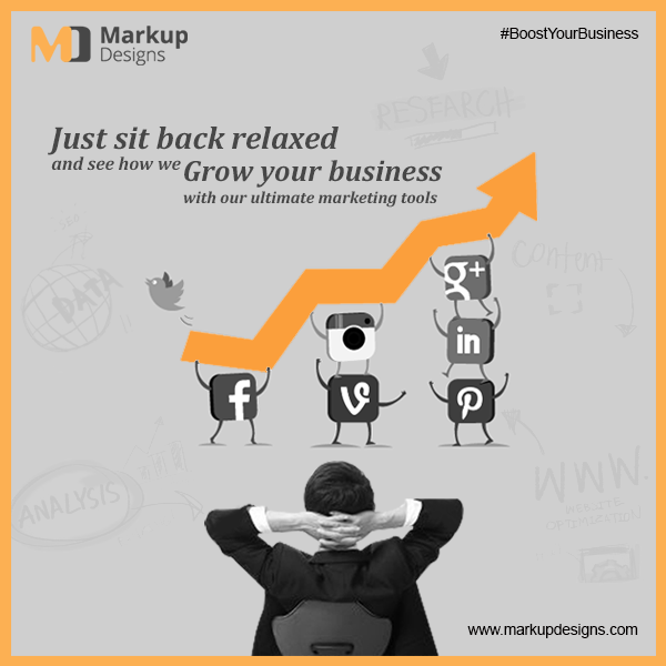 Just Sit Back And Relax !! Markupdesigns, the leading #Digital PR Agency in #Dubai, offers innovative and creative digital #PR campaigns and #WebApplication to promote your #business in the market.  #DigitalMarketing #WebDevelopment #SEO #PPC #SMO
