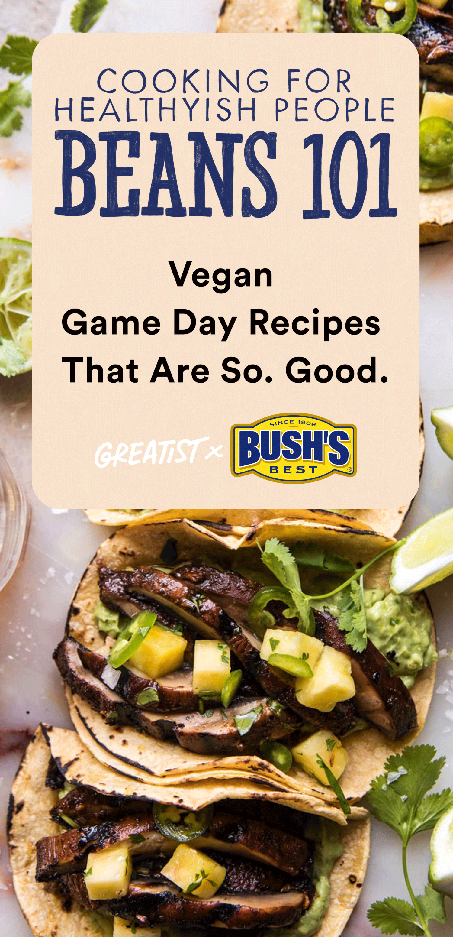 7 Vegan Game Day Recipes That Are So. Good. Game day
