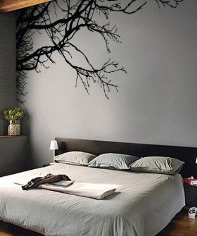 Nice Bedroom Wall Murals In 25 Aesthetic Bedroom Designs   Rilane Part 14
