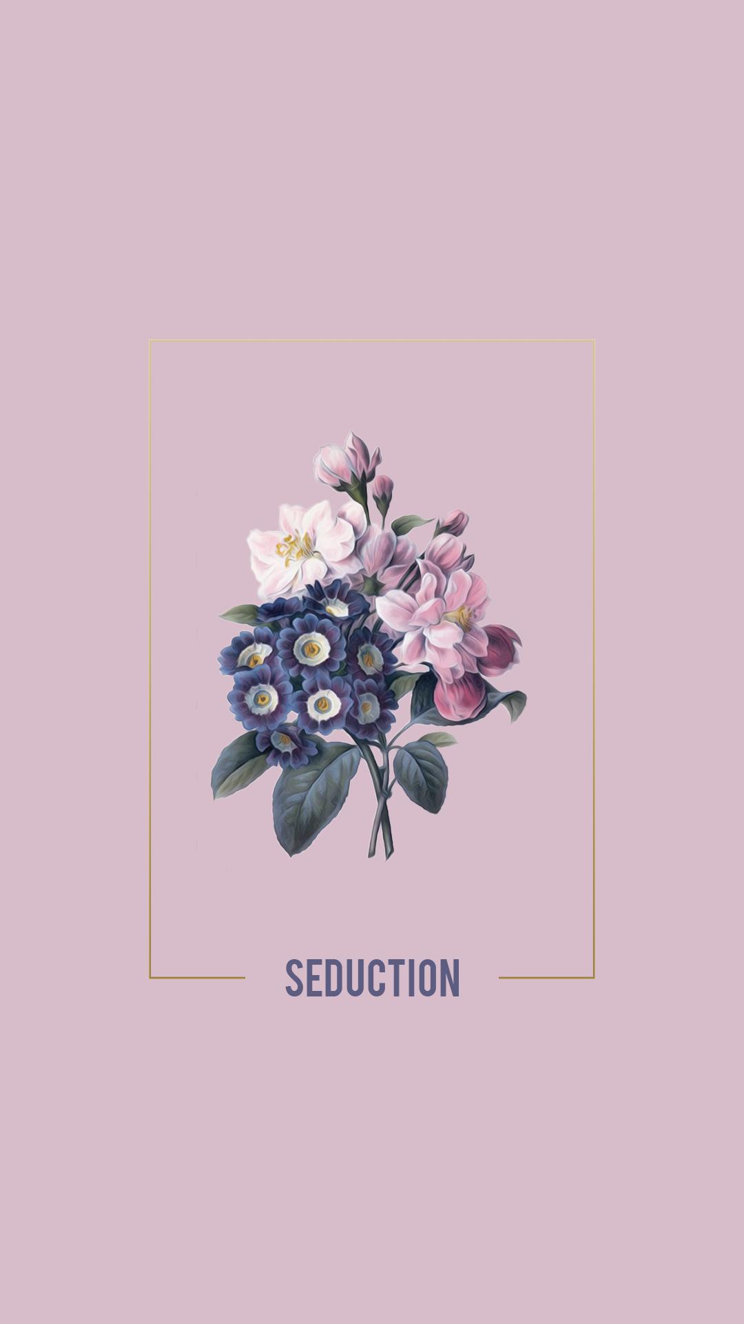 My Lockscreens Flower Flower Aesthetic Tumblr Backgrounds