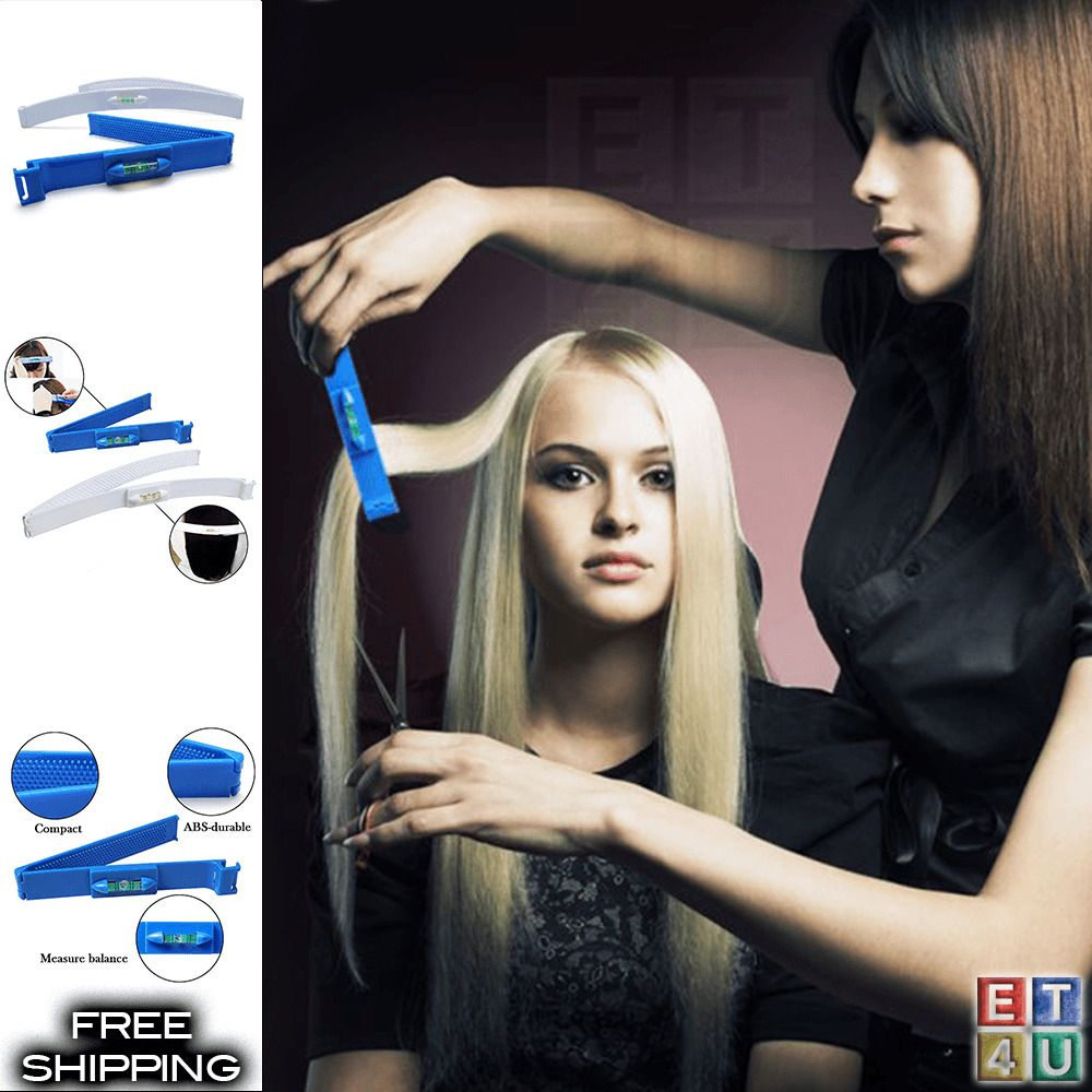 Details about hair stylist tool kit for professional or diy set of
