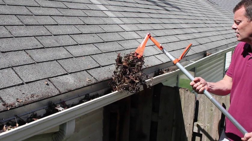 Keep Your Gutter Clean And Fresh For A Healthy Environment If You Need A Special Care For Your Gutter Cleaning Gutters Gutter Maintenance Rain Gutter Cleaning