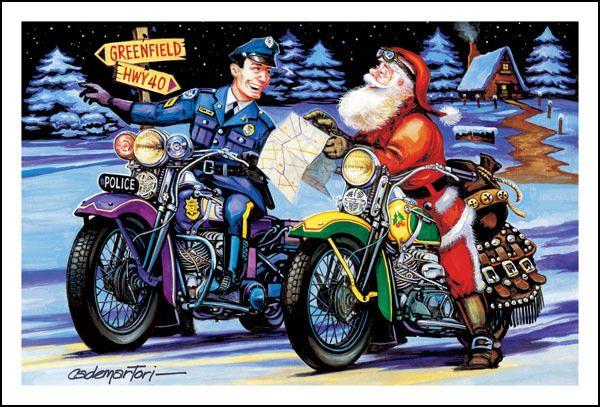 Harley Davidson Christmas Backgrounds Merry Christmas Harley