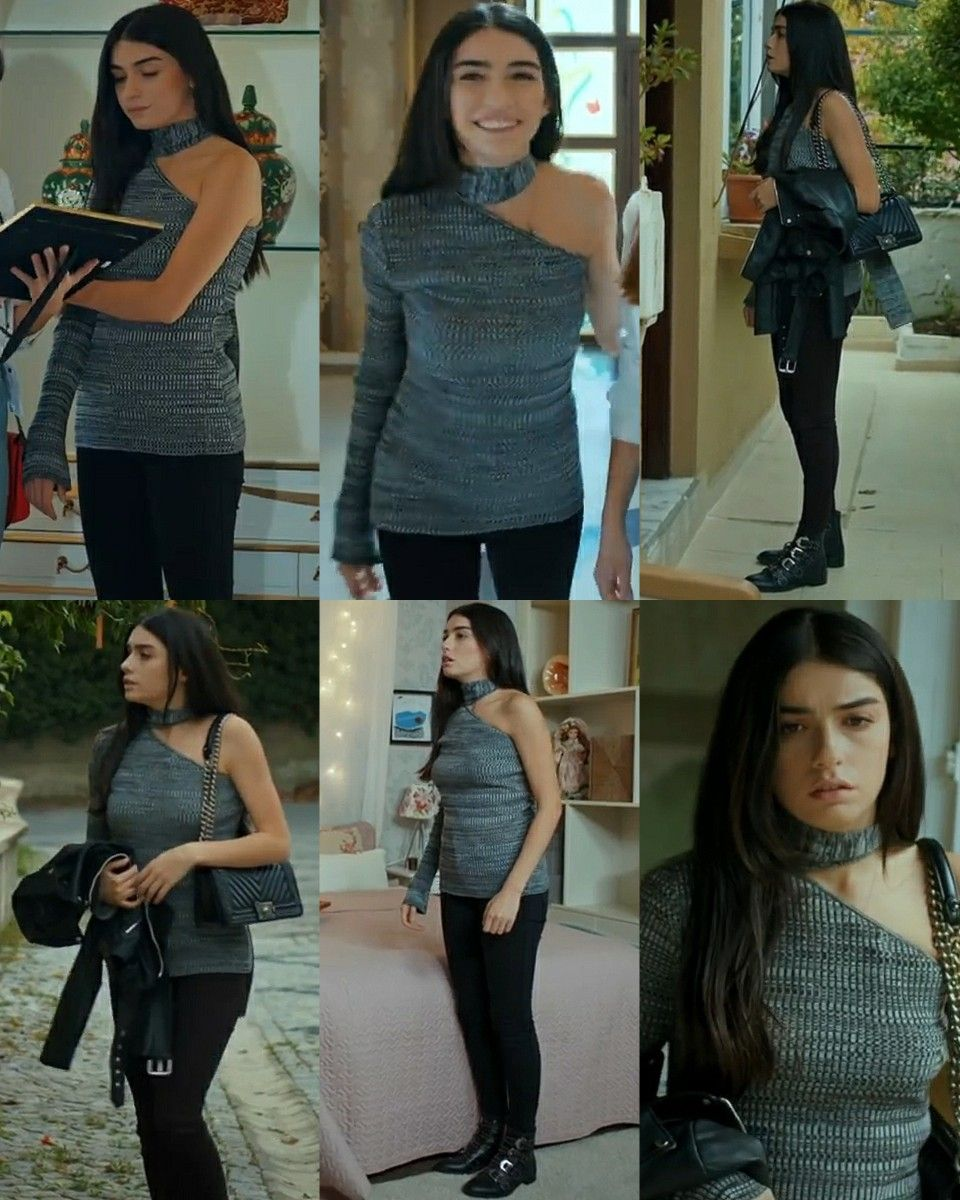 Cansu 16 Episode Yuksek Sosyete In 2021 Winter Fashion Style Outfits