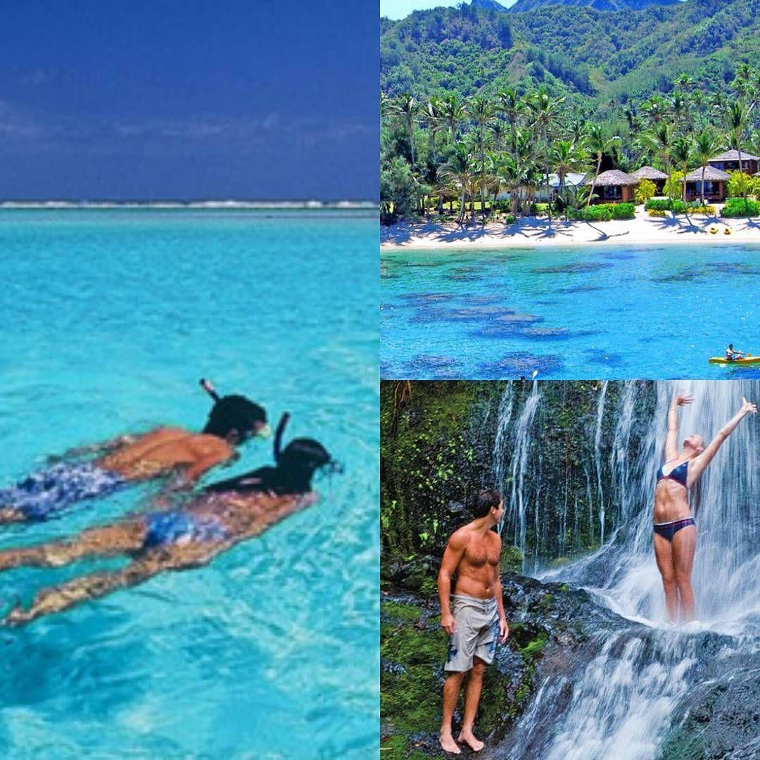Cook Islands Rarotonga Beach: Rarotonga-This Island Paradise Is Also The Youngest Of The
