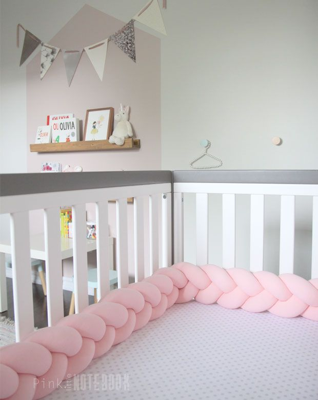 The Perfect Braided Crib Bumper from Juju & Jake | Baby nähen ...