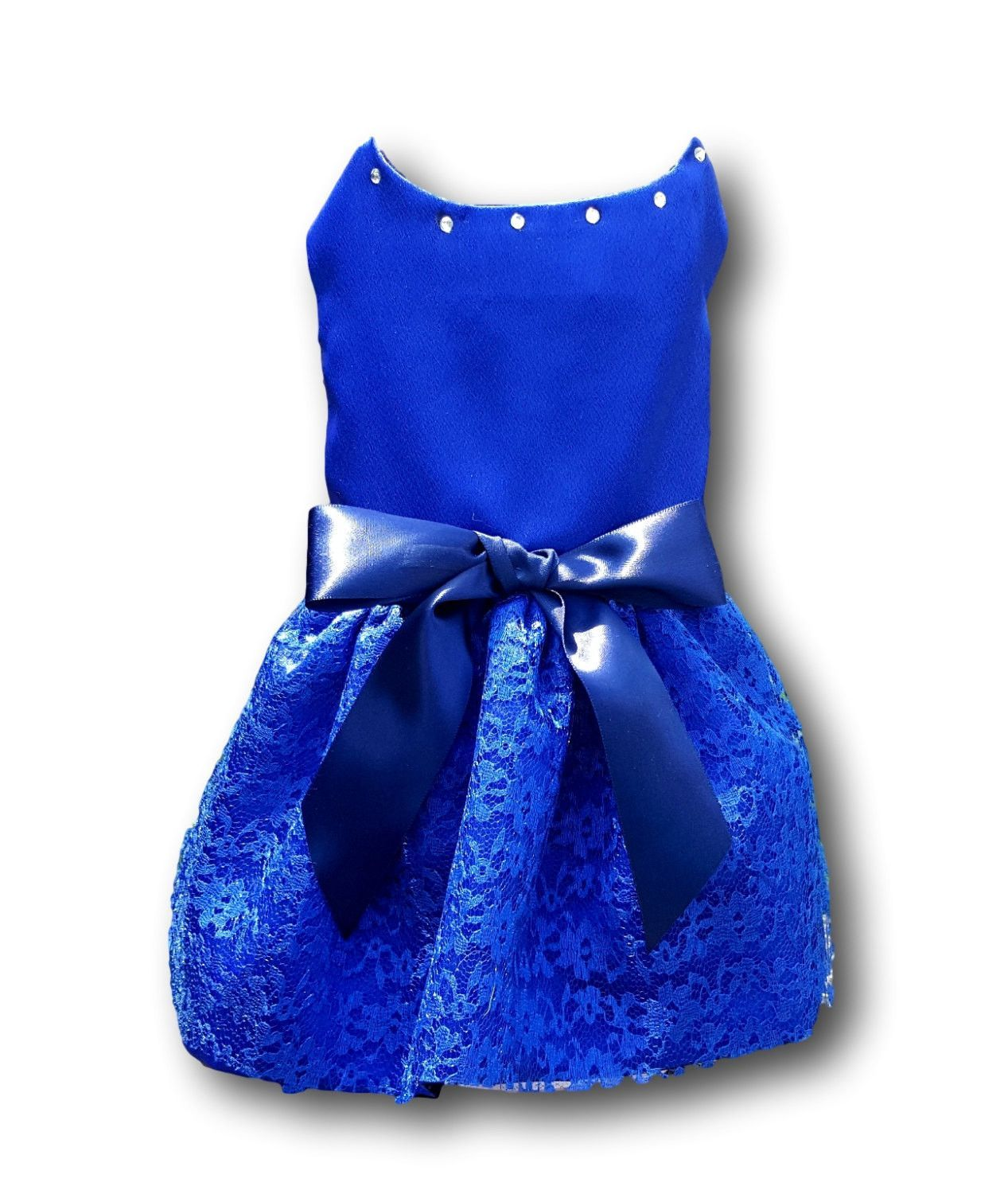Satin and lace in royal blue bridesmaid dresses pinterest dog