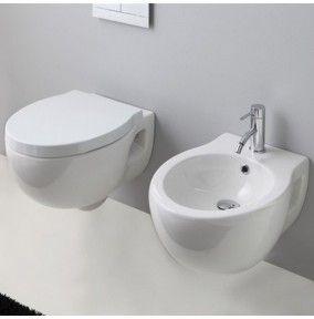 Sanitari bagno sospesi moderni | bathroom | Pinterest | Sweet house ...