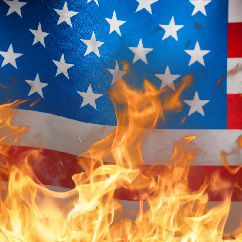 Flag Protocol If Your U S Flag Cannot Be Used Or Repaired You Should Destroy It In A Respectful Manner Such As By Burning Flag Store Us Flags Flag