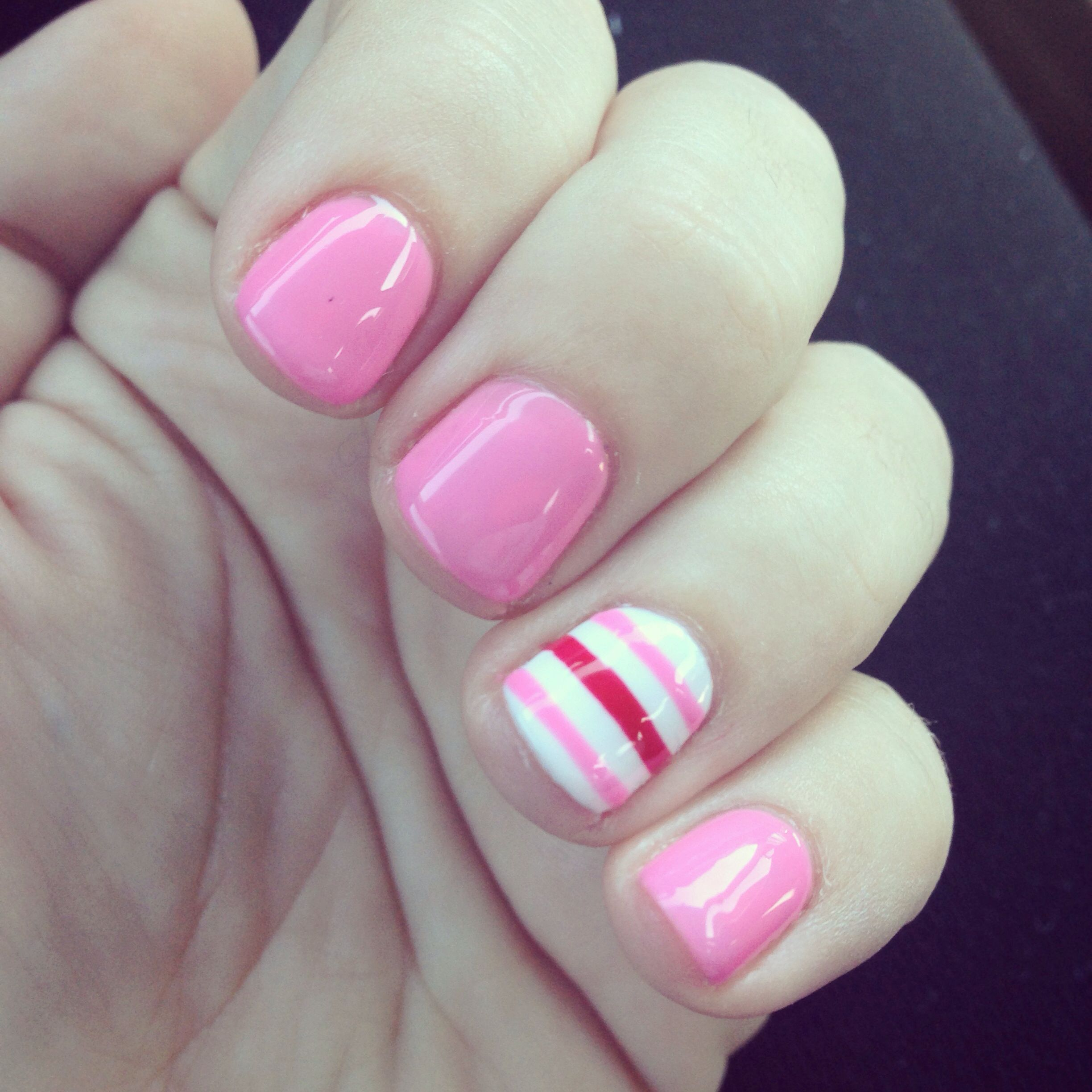 Valentine nails | Girly Things | Pinterest | Nail nail, Make up and ...