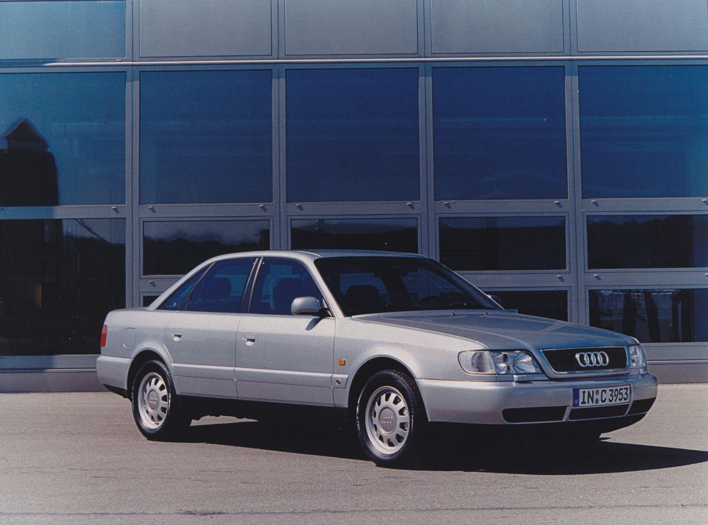Audi A6 2.8 (IAA, 09/95)