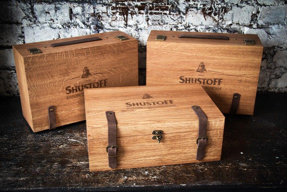Сувенирные ящики из дерева фото