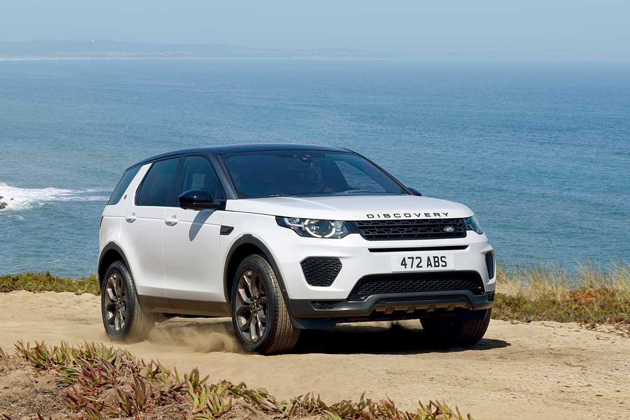 Land Rover Discovery Sport Landmark Edition Launched in