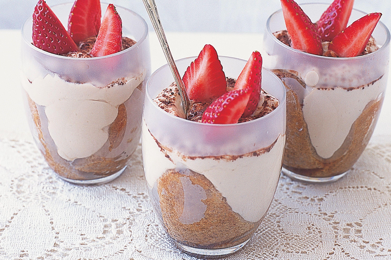 Tiramisu Dessert For Dinner Dessert Ingredients Healthy Dessert Recipes
