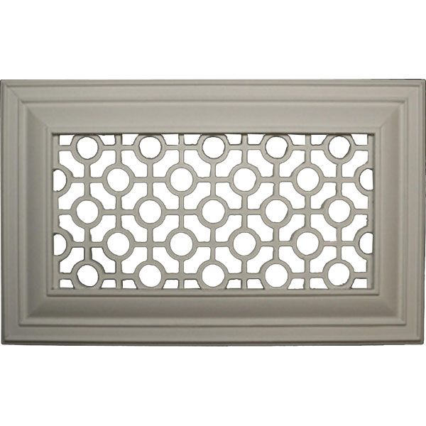 Delicieux Resin Grille Air Return And Heat Register Vent Covers: Decorative Options  For Wall And Ceiling