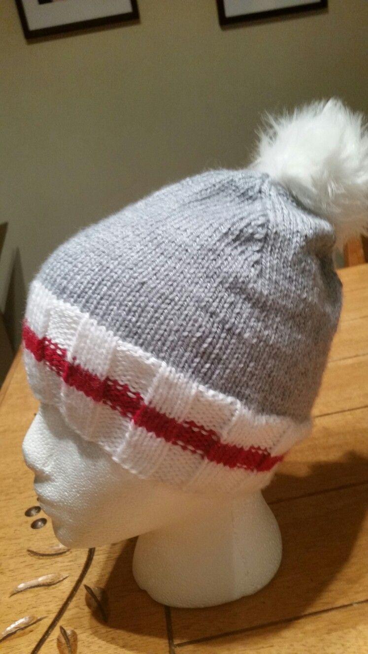 Tuque style bas de laine adulte par TuquesEtBoutons sur Etsy 1ddac8d2ac5