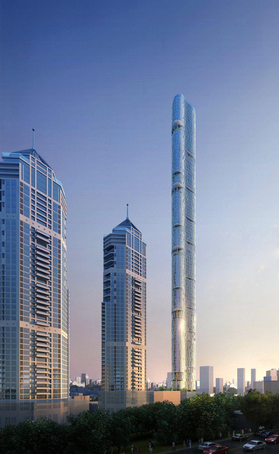 Almost Mumbai's Tallest Tower