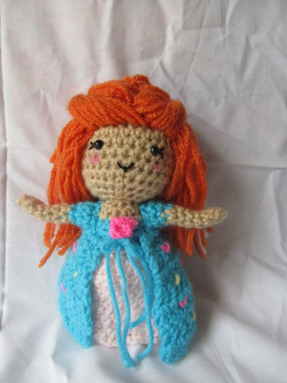 Giselle Enchanted Disney Princess PDF Crochet by tiffamis, $5.00 ...