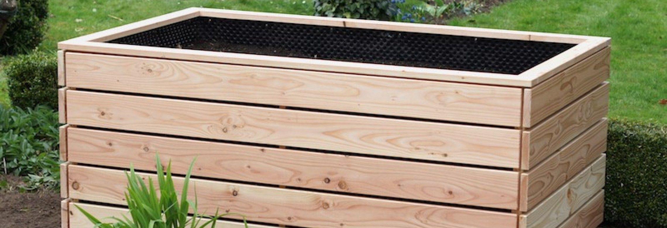 Hochbeet Pflanzkasten Pflanzkasten Holz